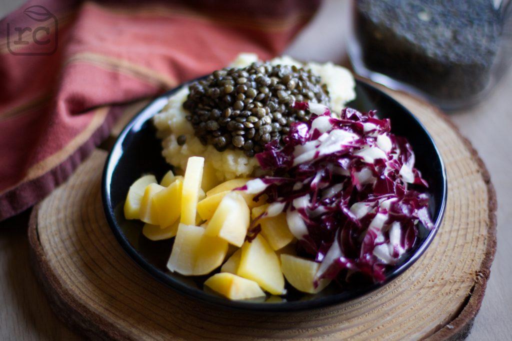 Rüben Rezept für den Winter mit Pastinaken und Meerrettich