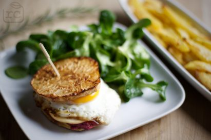 Rezept Sellerie Sandwich Low Carb
