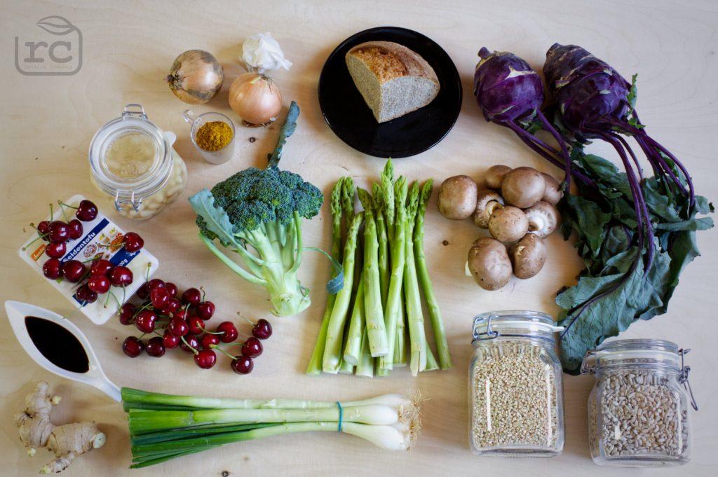 saisonal kochen juni rezepte