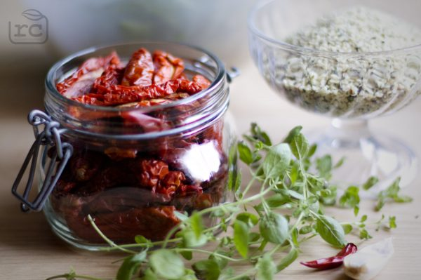Zutaten Pesto Rosso selber machen