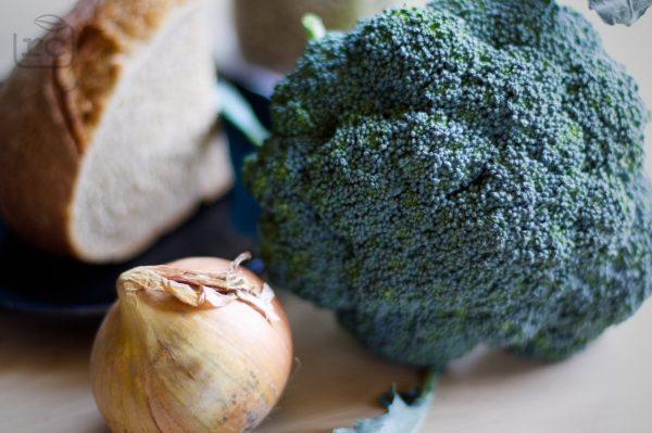 Zutaten für Brokkoli Salat