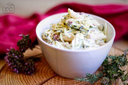 Zucchini Salat