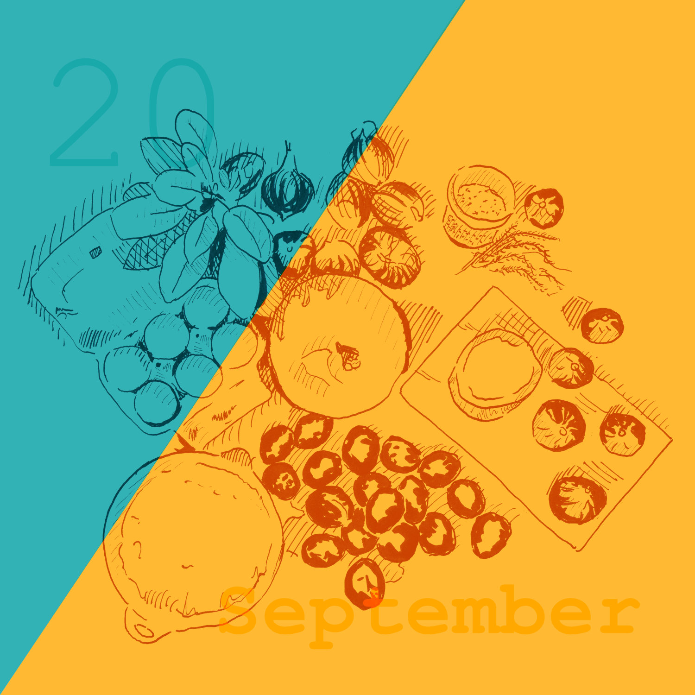 Saisonale Rezepte September