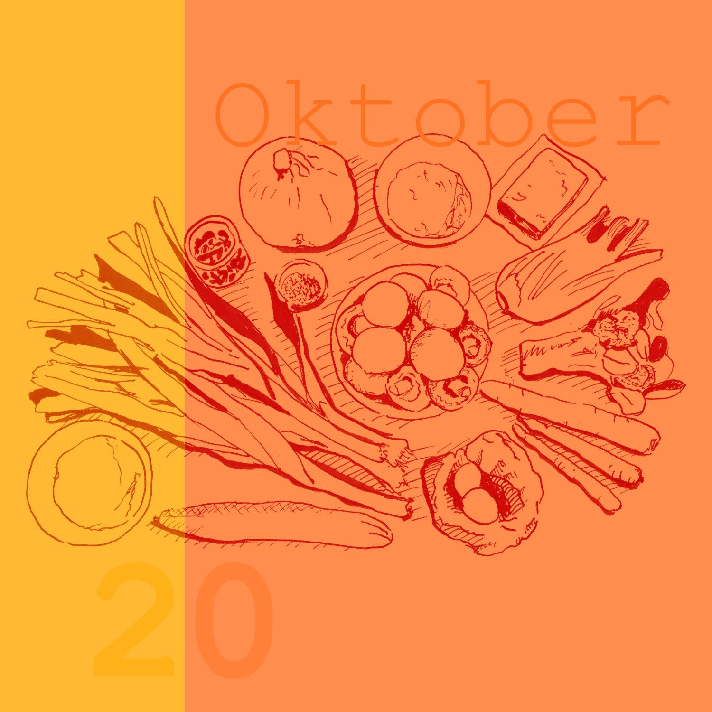 Saisonale Rezepte Oktober