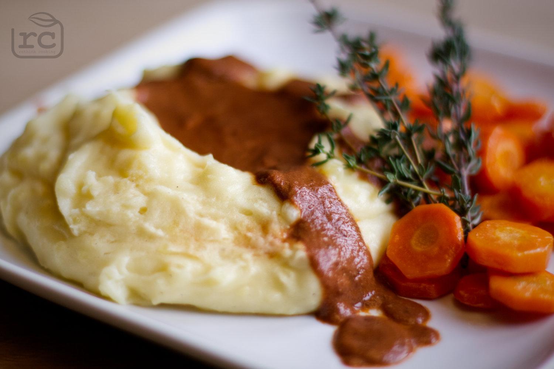 Kartoffelpüree Grundrezept